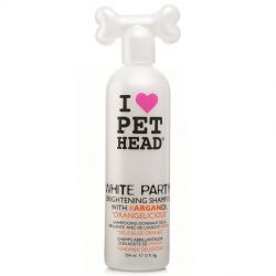 Shampooing Pet Head White Party