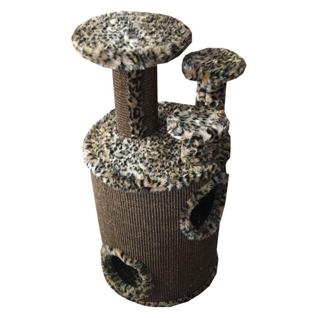 arbre a chat arbre chat tocan plus beige x cm pas cher arbre chat cm fippi sisal tronc corde. Black Bedroom Furniture Sets. Home Design Ideas