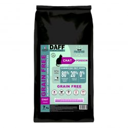 DAFF Grain Free Poisson