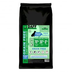 DAFF Grain Free Medium-Large Senior