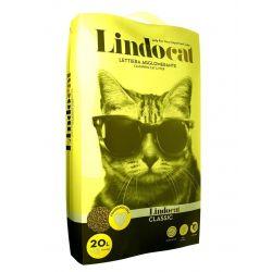 Litière Lindocat Classic bentonite 20L