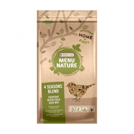Menu Nature 4 Saisons Blend 4 Kg