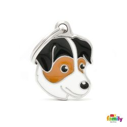 Médaille Friends Jack Russel Tricolor