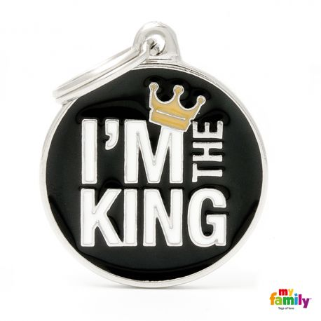 Médaille Charms King