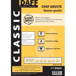 DAFF Classic chat au poulet