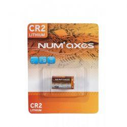Pile lithium CR2