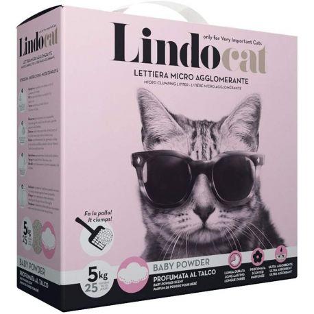 Litiere Lindocat Baby Powder 5KG