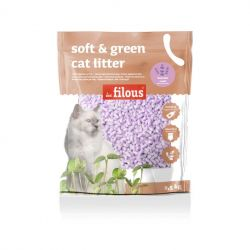 Litière Soft and Green Lavance 2,5KG