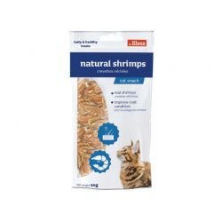 Friandises Natural Shrimps 20g