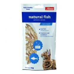Friandises Natural Fish 20g