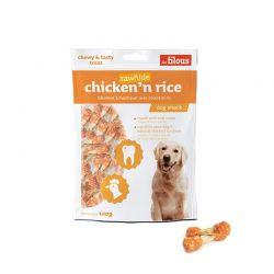Friandises Chicken'n Rice 100g