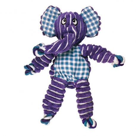 KONG Floppy Knots Elephant M/L