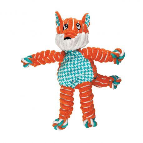 KONG Floppy Knots Fox S/M