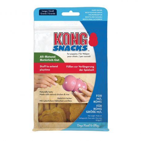 KONG Snacks pour Chiots L