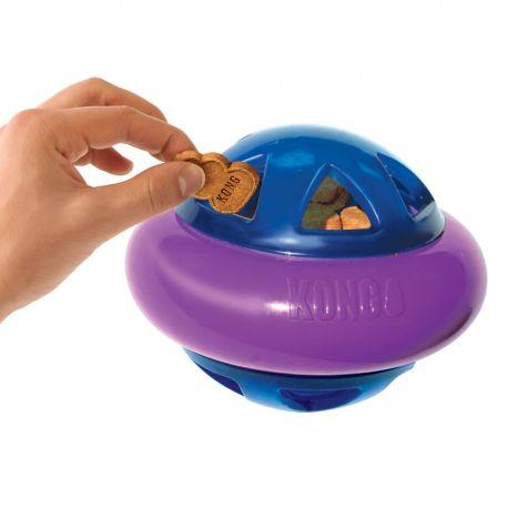 KONG Hopz Ball distributeur de friandises