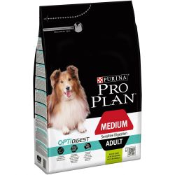 Pro Plan Medium Adult Digest Agneau