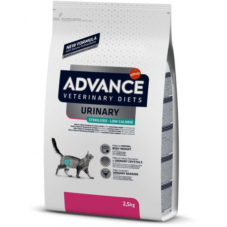 Advance Chat Veterinary Diets Urinary Low Calorie
