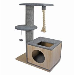 Arbre a chat WOODHOME 1