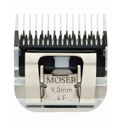 Tête de coupe 9mm pour tondeuse MOSER Max 45/50
