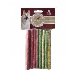 Sticks munchy 8-9mm X25