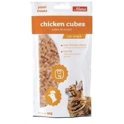 Friandise Chicken Cubes 50g
