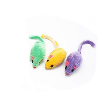 Lot de 6 Souris Plush