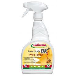 Insecticide DK Effet Choc Saniterpen