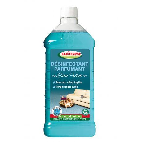Détergent Parfumant Saniterpen Eau Vive
