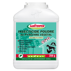 Poudre insecticide Saniterpen