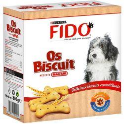 FIDO Biscuit Recette Mac'Ani