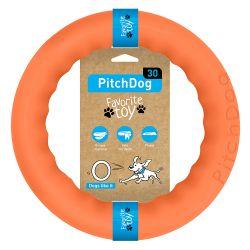PitchDog Ring 28cm orange