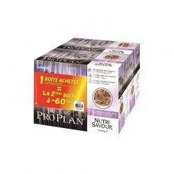 ProPlan Nutrisavour Junior Dinde Sauce lot de 2