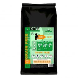DAFF Grain Free Mini Chiot