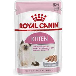 Royal Canin Kitten en mousse 12x85g