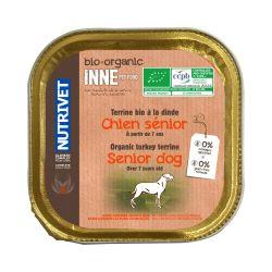 Inne Bio Terrine Grain Free chien senior 150g