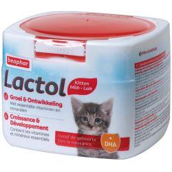 Lait en poudre pour chaton Lactol