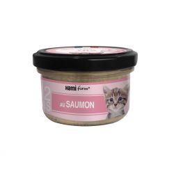 Cuisinés chatons n°31 saumon 80g