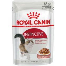 Royal Canin Instinctive en sauce 12x85g