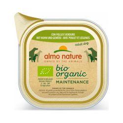 Almo Nature Menu Bio poulet et légumes 300g