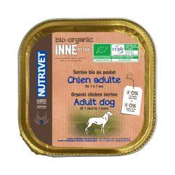 Inne Bio Terrine Grain Free chien adulte 150g