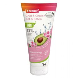 Shampooing Bio pour chat et chaton