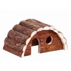 Maison pont en bois