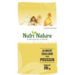 Nutri Nature Poussin miettes 20KG